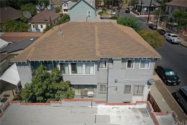 2221 Ellendale Place, Los Angeles (City), CA 90007 (#CV21214777) :: COMPASS