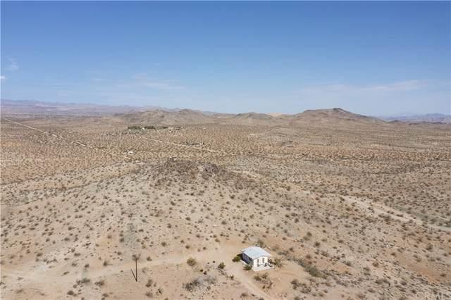 0 Sonora, Joshua Tree, CA 92252 (#JT21214885) :: COMPASS
