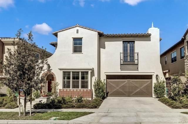 207 Parkwood, Irvine, CA 92620 (#AR21214186) :: The Alvarado Brothers