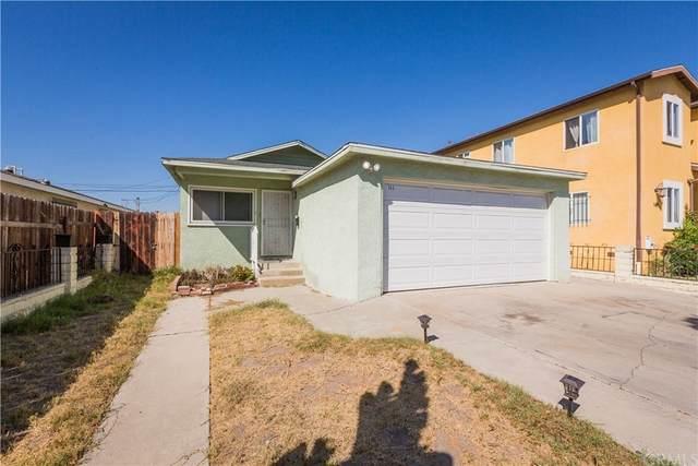 143 E 105th Street, Los Angeles (City), CA 90003 (#WS21214956) :: Zutila, Inc.