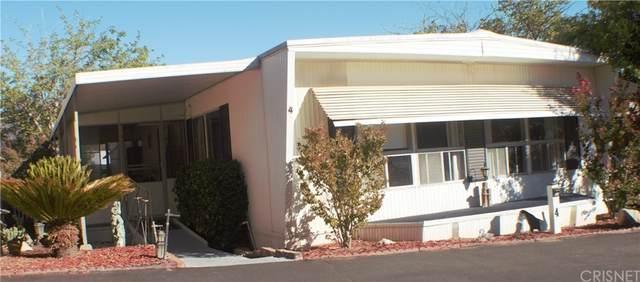 2451 W Soledad Canyon Road W #04, Acton, CA 93510 (#SR21215144) :: Zutila, Inc.