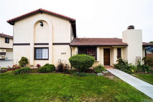 420 S Oak Park Boulevard #5, Grover Beach, CA 93433 (#SC21211815) :: Compass