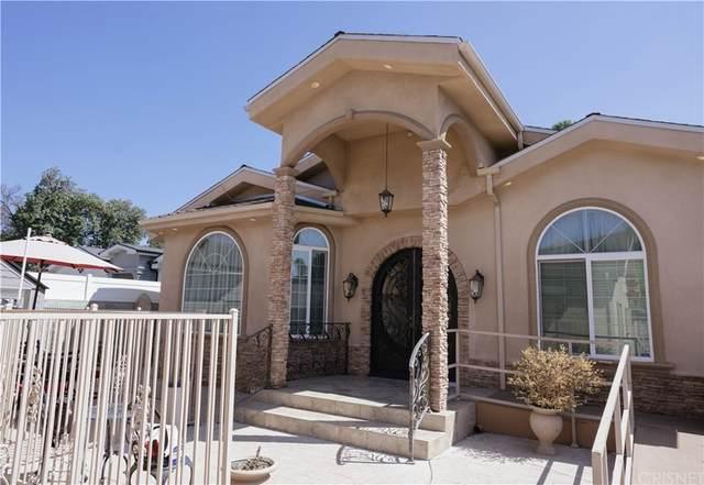 6936 Peach Avenue, Van Nuys, CA 91406 (#SR21210177) :: Bathurst Coastal Properties
