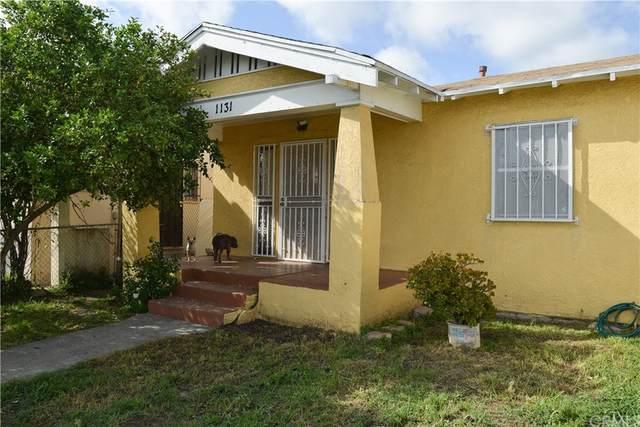 1131 E 67th Street, Los Angeles (City), CA 90001 (#DW21211138) :: Bathurst Coastal Properties