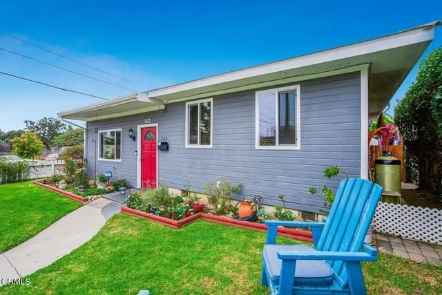 335 Chrisman Avenue, Ventura, CA 93001 (#V1-8617) :: The Alvarado Brothers
