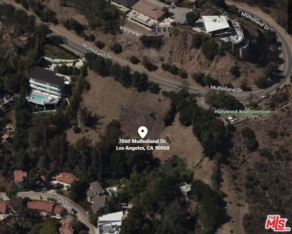 7060 Mulholland Drive, Los Angeles (City), CA 90068 (#21788826) :: Bathurst Coastal Properties