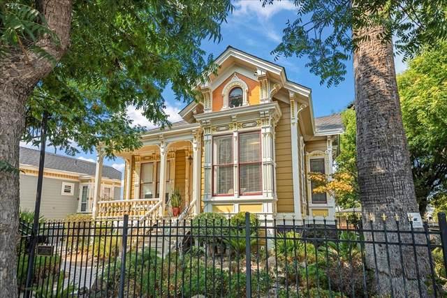 285 Saint James Street #1, San Jose, CA 95112 (#ML81864508) :: Bathurst Coastal Properties