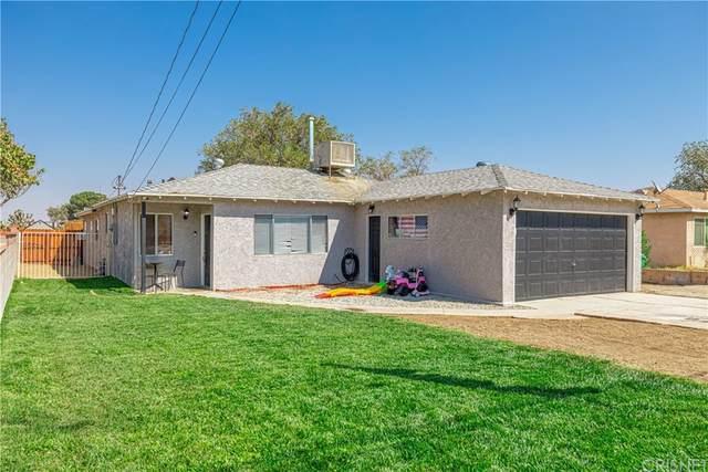 5231 W Avenue L6, Lancaster, CA 93536 (#SR21213931) :: Bathurst Coastal Properties