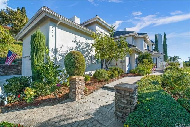 2246 Ardsheal Drive, La Habra Heights, CA 90631 (#PW21195798) :: RE/MAX Empire Properties