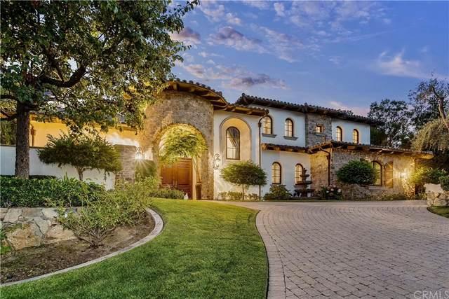 18350 Calle La Serra, Rancho Santa Fe, CA 92091 (#OC21209822) :: RE/MAX Empire Properties