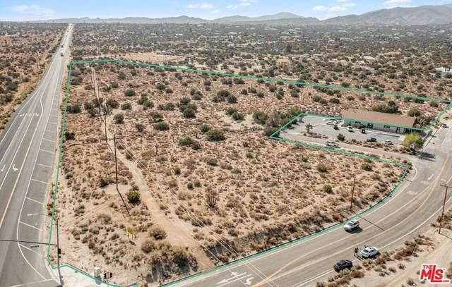 0 Highway 138 & Oasis Road, Pinon Hills, CA 92372 (#21788980) :: A|G Amaya Group Real Estate