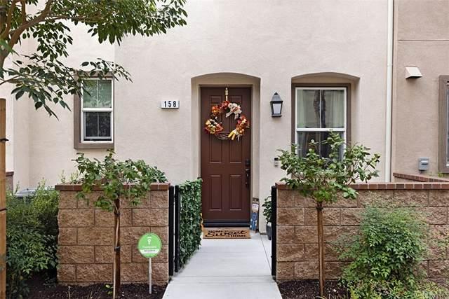 158 Eureka Place, Upland, CA 91786 (#OC21211663) :: Better Living SoCal