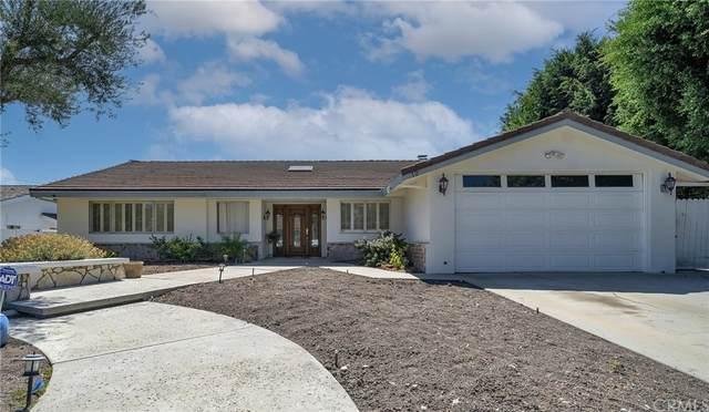 12 Pony Lane, Rolling Hills Estates, CA 90274 (#SB21215707) :: Compass