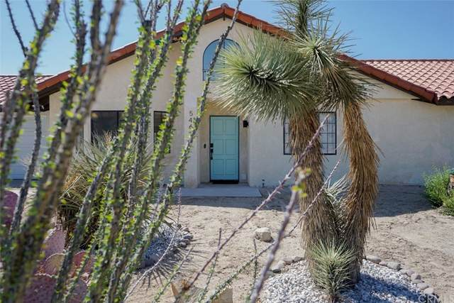 54610 Primavera Drive, Yucca Valley, CA 92284 (#PW21215710) :: Better Living SoCal