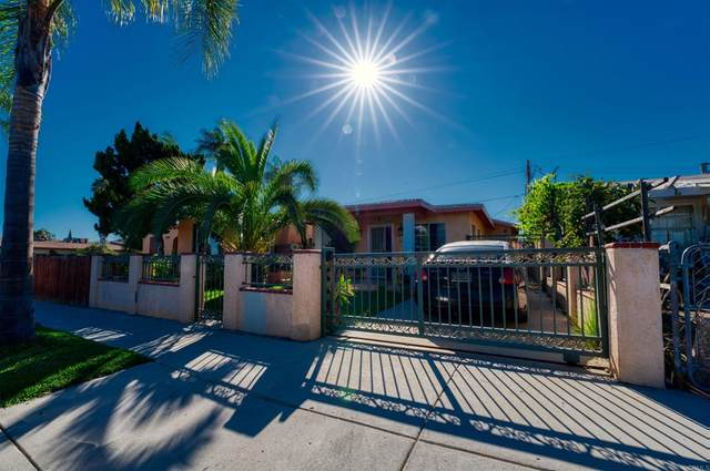 4412 40th St., San Diego, CA 92116 (#PTP2106838) :: Necol Realty Group