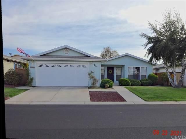 934 Bluejay Drive #46, Santa Maria, CA 93455 (#SC21215644) :: CENTURY 21 Jordan-Link & Co.