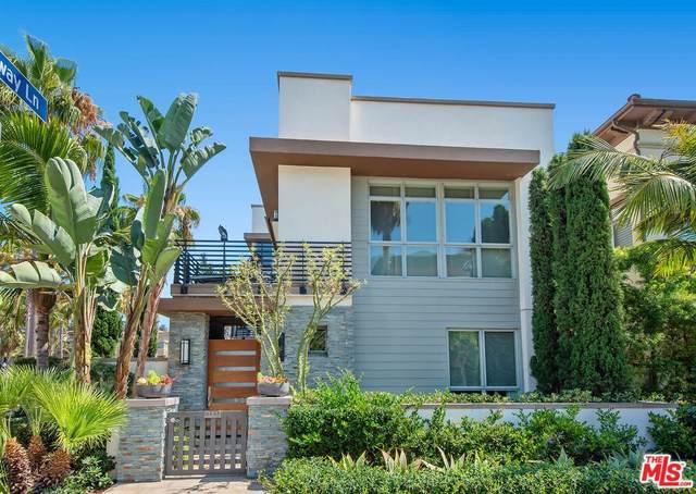 12863 Hammock Lane, Playa Vista, CA 90094 (#21789102) :: Team Tami