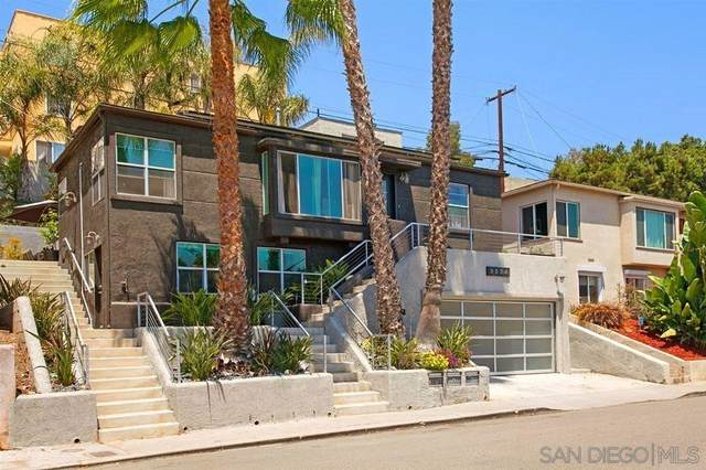 3524 Wilshire Terrace, San Diego, CA 92104 (#210027412) :: Necol Realty Group