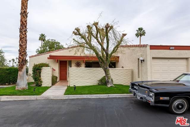 1203 S La Verne Way, Palm Springs, CA 92264 (#21788978) :: Latrice Deluna Homes