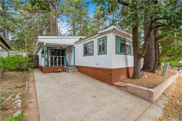52901 Pine Cove Road #8, Idyllwild, CA 92549 (#SW21215858) :: Zutila, Inc.