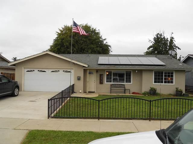 1478 Jefferson Avenue, Escondido, CA 92027 (#NDP2111177) :: RE/MAX Empire Properties