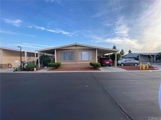 6741 Lincoln Avenue #36, Buena Park, CA 90620 (#OC21216034) :: Latrice Deluna Homes