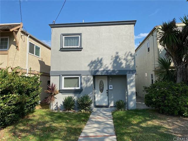 24210 Park Street, Torrance, CA 90505 (#CV21216118) :: Blake Cory Home Selling Team