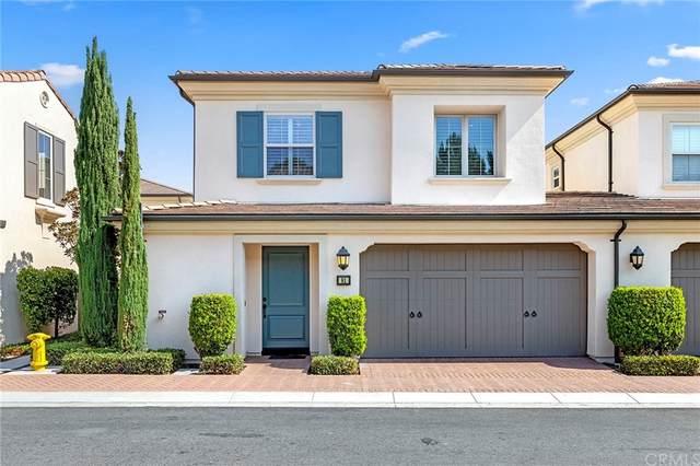 81 Overbrook, Irvine, CA 92620 (#OC21216123) :: Blake Cory Home Selling Team
