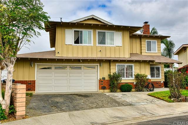 21901 Dablon Avenue, Carson, CA 90745 (#PW21213949) :: Blake Cory Home Selling Team