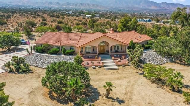 10425 Acorn Road, Pinon Hills, CA 92372 (#IV21197669) :: A|G Amaya Group Real Estate