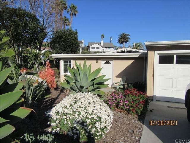 33926 La Serena Drive #7, Dana Point, CA 92629 (#LG21215400) :: Compass