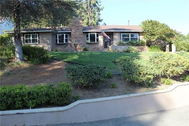 8470 Via Sierra Ramal Avenue, Whittier, CA 90605 (#SR21216659) :: Blake Cory Home Selling Team