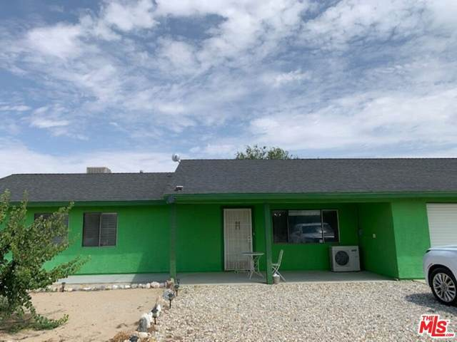 34738 Old Woman Springs Road, Lucerne Valley, CA 92356 (#21787518) :: A|G Amaya Group Real Estate