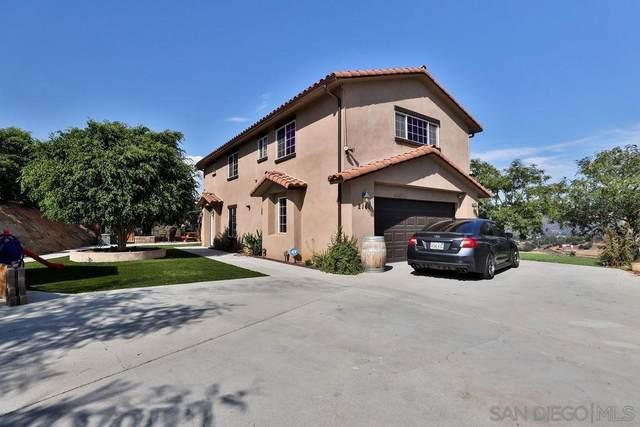 2161 Rockhoff Rd, Escondido, CA 92026 (#210027462) :: Zutila, Inc.