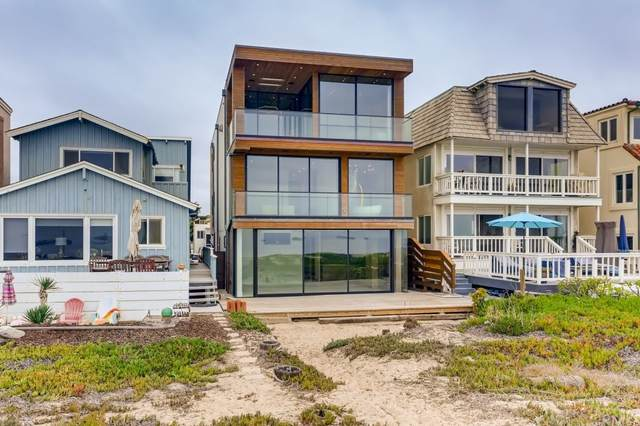 16611 S Pacific Ave, Sunset Beach, CA 90742 (#CV21216752) :: Dave Shorter Real Estate
