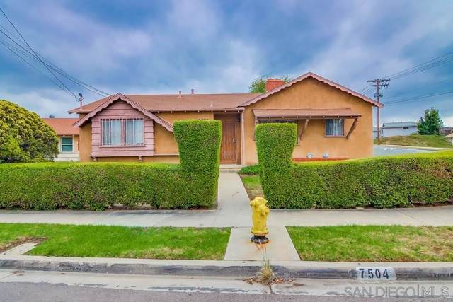 7504 Gribble St, San Diego, CA 92114 (#210027489) :: RE/MAX Empire Properties