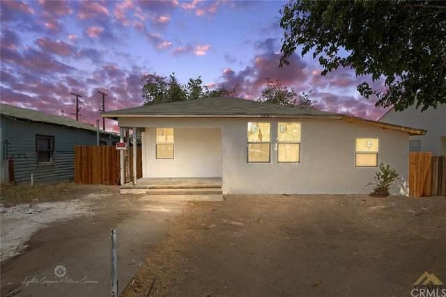 322 Woodrow Street, Taft, CA 93268 (#NS21215674) :: Blake Cory Home Selling Team