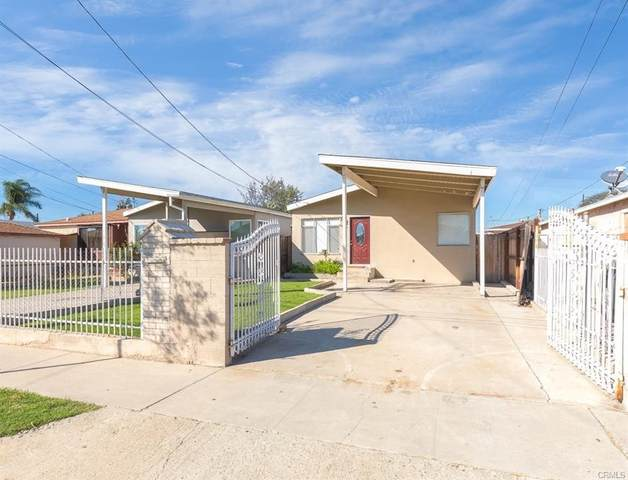 4625 W 153rd Place, Lawndale, CA 90260 (#SB21217197) :: The M&M Team Realty