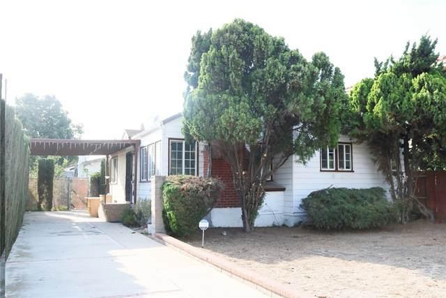 1131 N Banning Boulevard, Wilmington, CA 90744 (#DW21217277) :: Latrice Deluna Homes