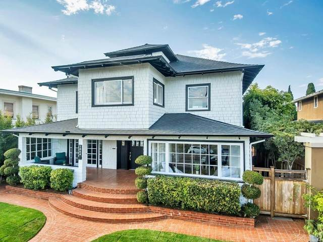 1864 Sunset Blvd, Mission Hills (San Diego), CA 92103 (#NDP2111218) :: Zutila, Inc.
