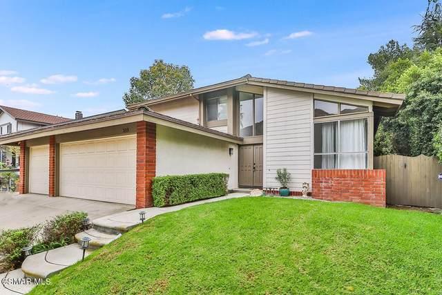 388 Sundance Street, Thousand Oaks, CA 91360 (#221005326) :: Blake Cory Home Selling Team