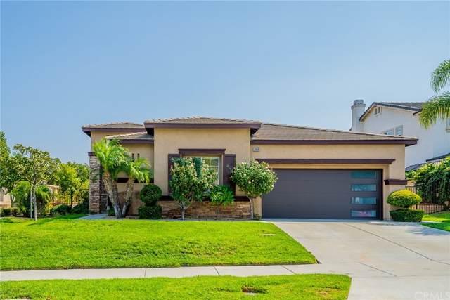 2409 S Buena Vista Avenue, Corona, CA 92882 (#CV21217233) :: Necol Realty Group