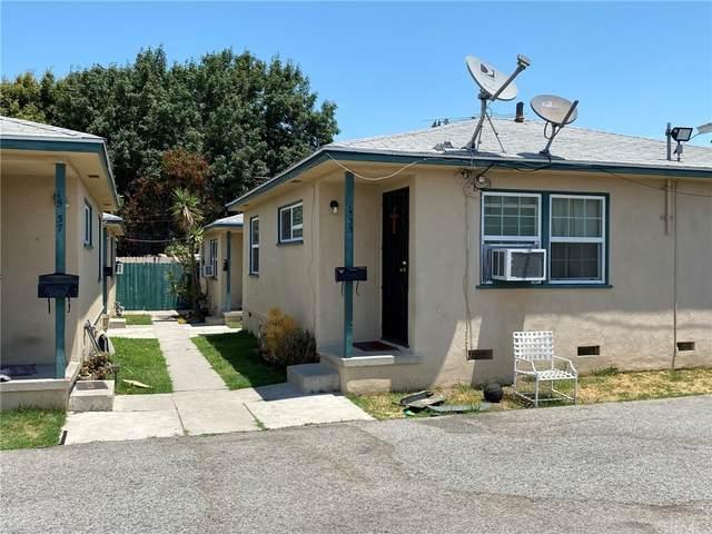 1535 W 224th Street, Torrance, CA 90501 (#SB21196235) :: Mainstreet Realtors®