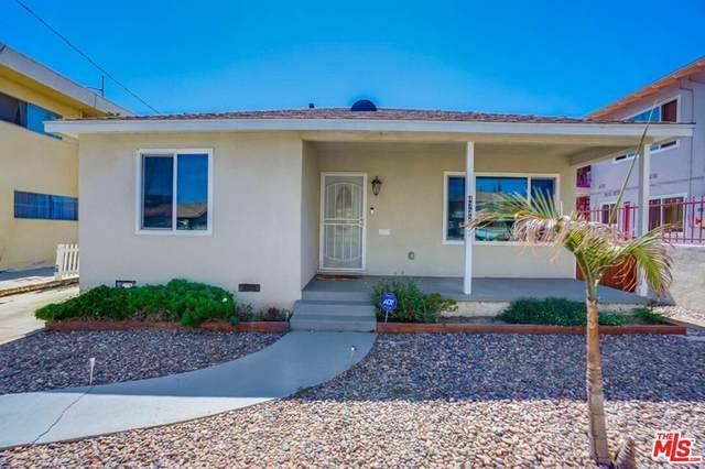 4722 W 118Th Street, Hawthorne, CA 90250 (#21787552) :: Blake Cory Home Selling Team