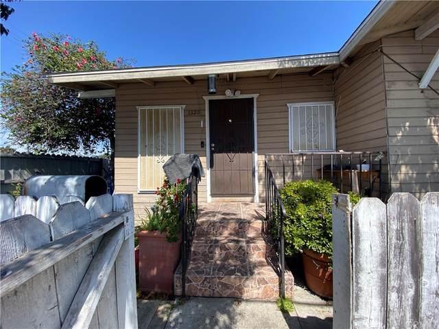 1320 Blinn Avenue, Wilmington, CA 90744 (#SB21216204) :: Latrice Deluna Homes