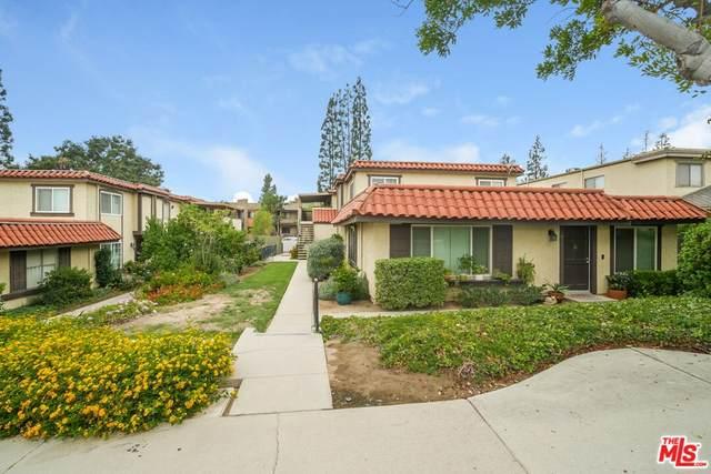 837 Junipero Drive, Duarte, CA 91010 (#21789712) :: Blake Cory Home Selling Team