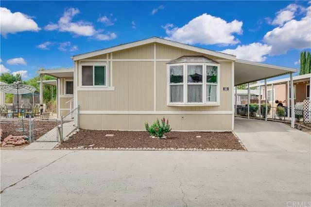 913 S Grand Avenue #55, San Jacinto, CA 92582 (#TR21202733) :: RE/MAX Empire Properties