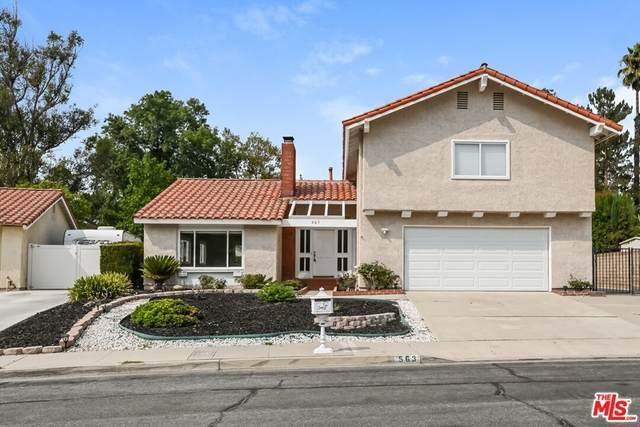 563 Kenwood Street, Newbury Park, CA 91320 (#21789740) :: Blake Cory Home Selling Team