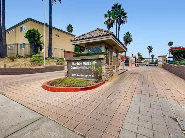 1643 Pentecost Way #4, San Diego, CA 92105 (#NDP2111244) :: Necol Realty Group