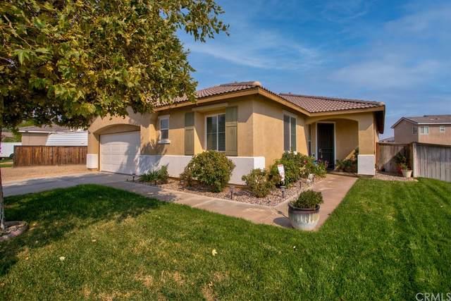 13864 Grant Way, Oak Hills, CA 92344 (#IG21214041) :: RE/MAX Empire Properties